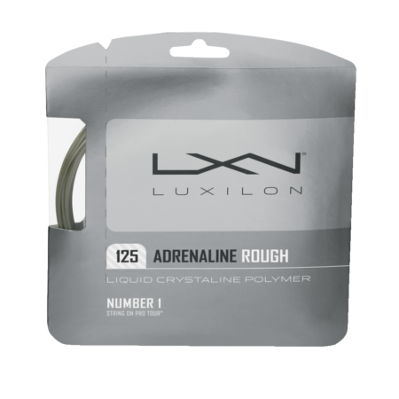 Luxilon Adrenaline 125 rough