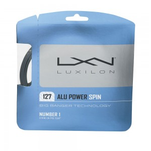 Luxilon Alu Power 127 spin