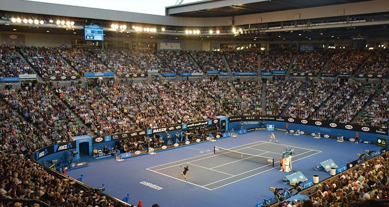 Rod Laver Arena - © Tourism Victoria (Flickr)